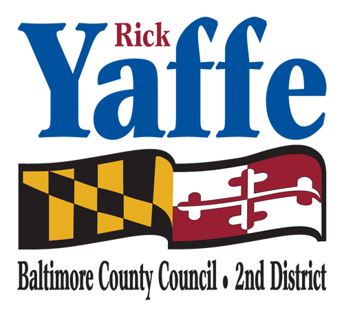 Rick Yaffe is running for Baltimore County Council in the 2nd District
